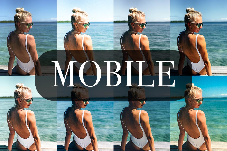 @moliverallen - MOBILE Preset Pack — Morgan Oliver-Allen