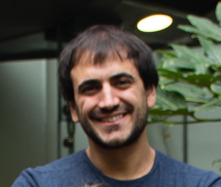Dr ISaac Francos QuiJorna - Isaac is a a Post-Doctoral Research Associate with expertise in neuroimmunomodulation following spinal cord injury.