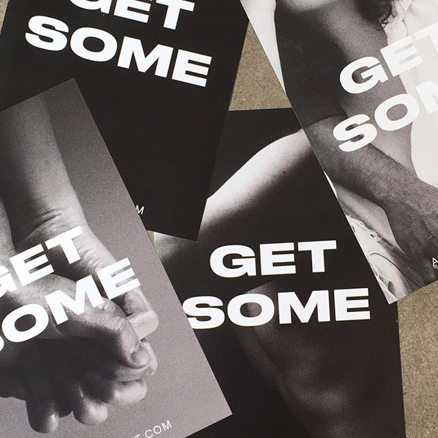 Festival season is in full force! Get some consent... then get some 🐩 #getsome