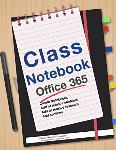 Microsoft Class Notebook - Manage onenote student notebooks