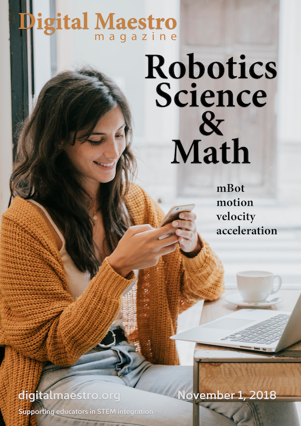 Robotics for Science & Math - Teach motion, velocity, and acceleration. Bundle other concepts.Download a free sample