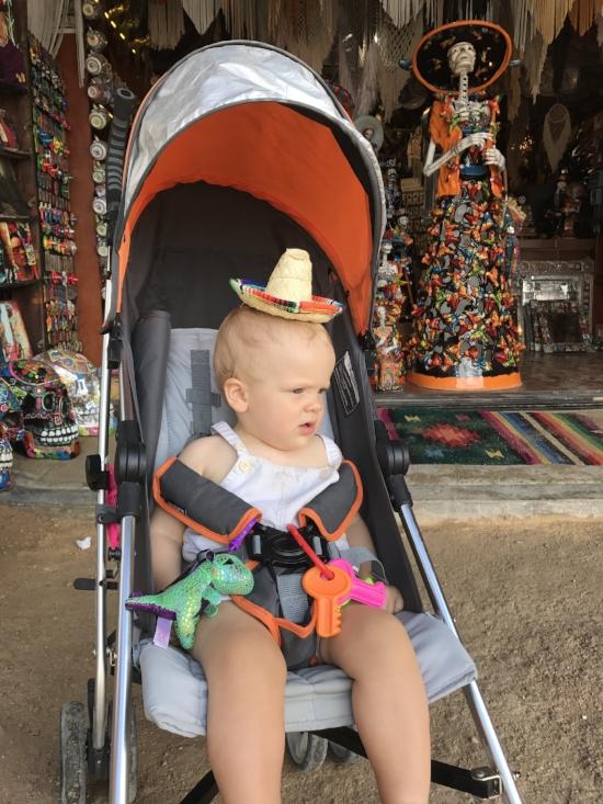 Milo Mini Sombrero