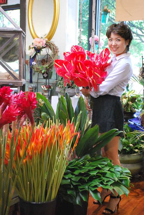 Your Instructor - Jeanne Ha, AIFD, CFD, AIFD Certified Judge/ EvaluatorFor the past 17 years Jeanne has been the proud owner of Park Florist and Rolling Ridge Floral Design. She is a member of the American Institute of Floral Designers, as well as a certified floral designer by AIFD. Jeanne's passion for design has won her several awards and landed her in numerous national industry magazines.