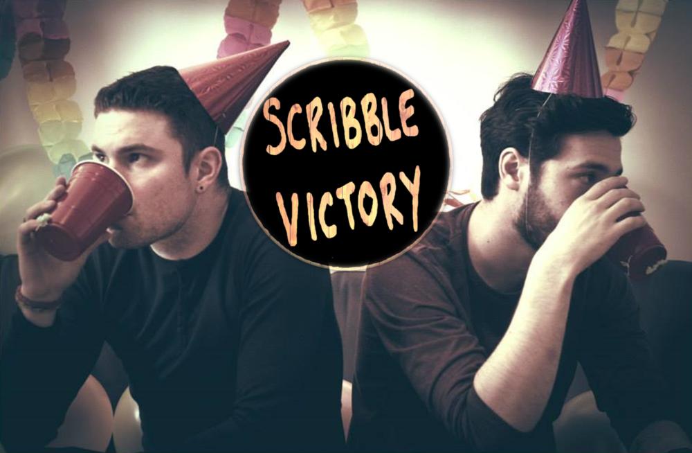 Scribble Victory Logo Merge.png