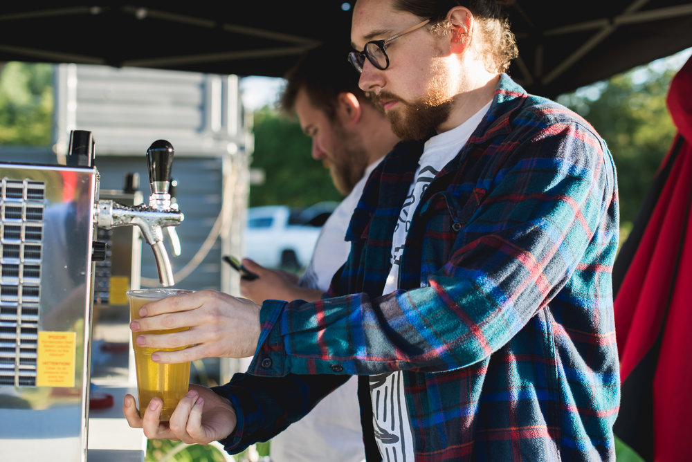 Bar Team - Work with our very own Amber Ales to keep festival goers refreshed!As a bar volunteer you will be shown the ropes by our friends at Amber Ales and White Peak Distillery; get hands on experience of a busy festival bar!