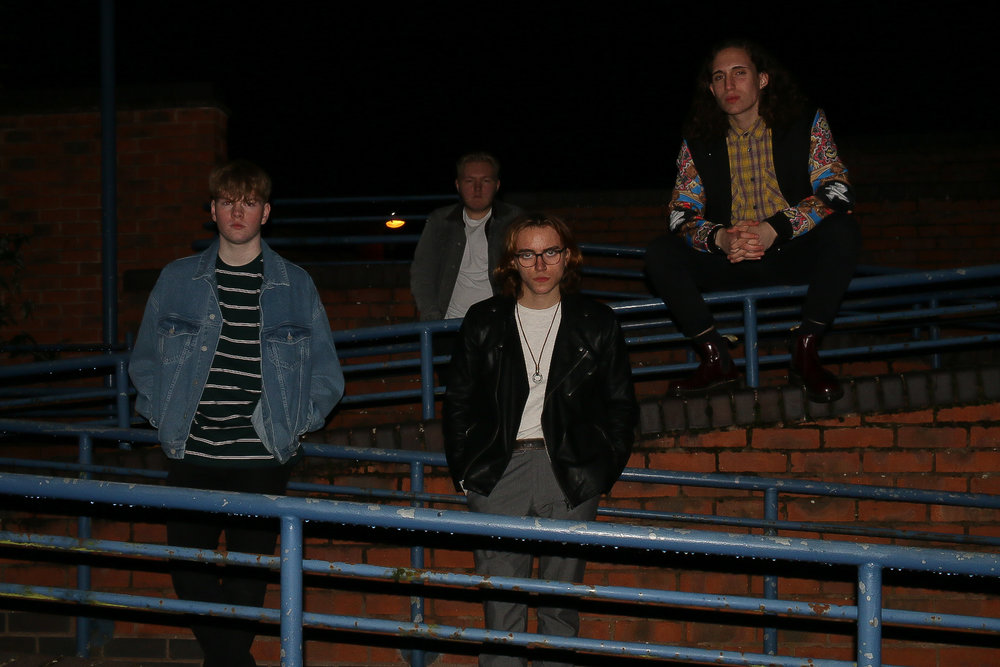 BoatsOnTheOcean - Straight out of South Derbyshire are BoatsOnTheOcean; an Alt Rock four piece who despite having only formed in 2017 have already got Y-Not-Festival on there resume. They're finding time to let their wildside out amongst their gig fuelled 2019.