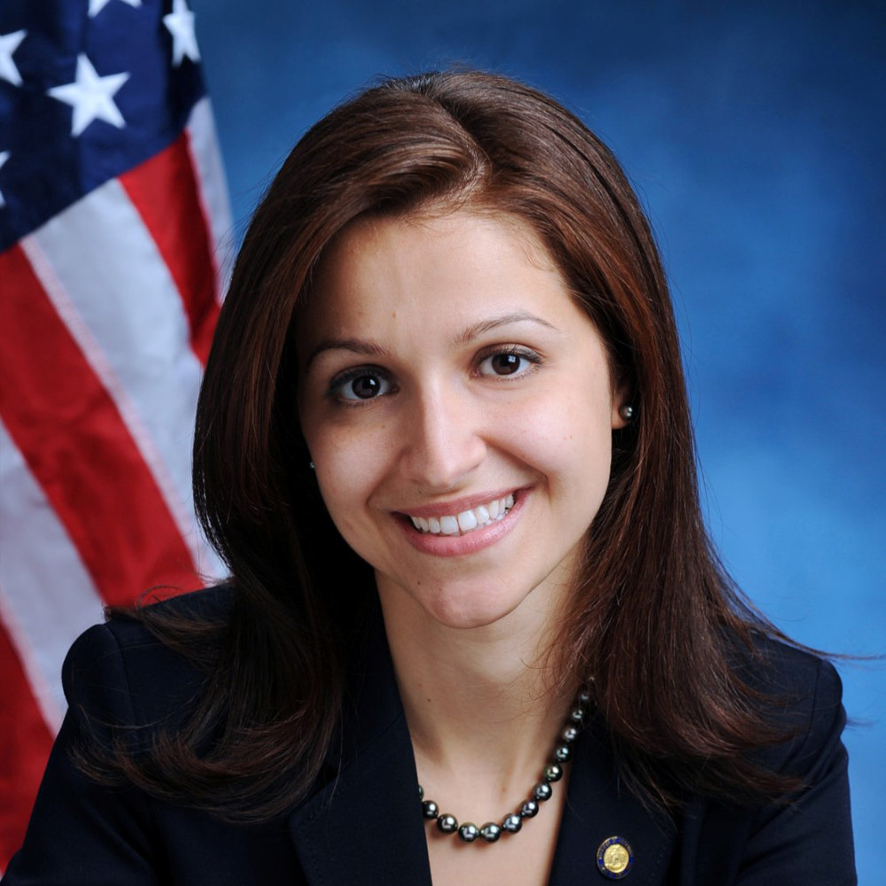 Aravella Simotas, New York State Assembly Member, District 36