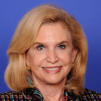 Carolyn B. Maloney, Congresswoman from New York's 12th district