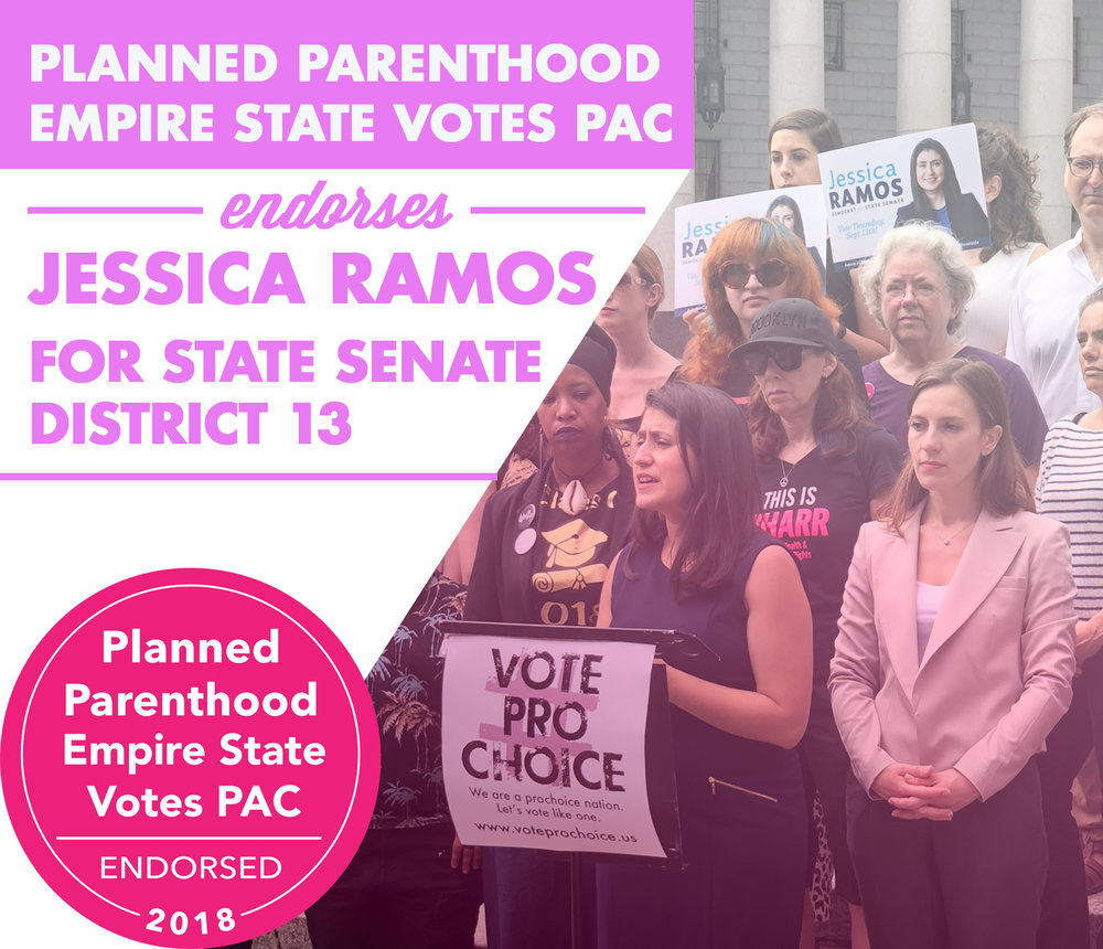 Planned Parenthood Empire State Votes PAC