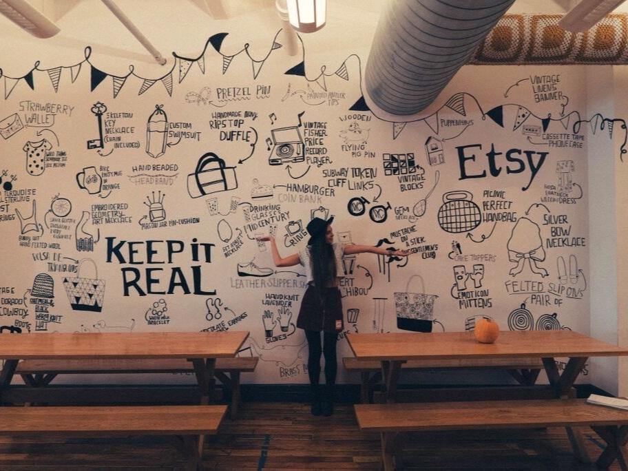 Etsy HQ. Brooklyn, New York. 2015.