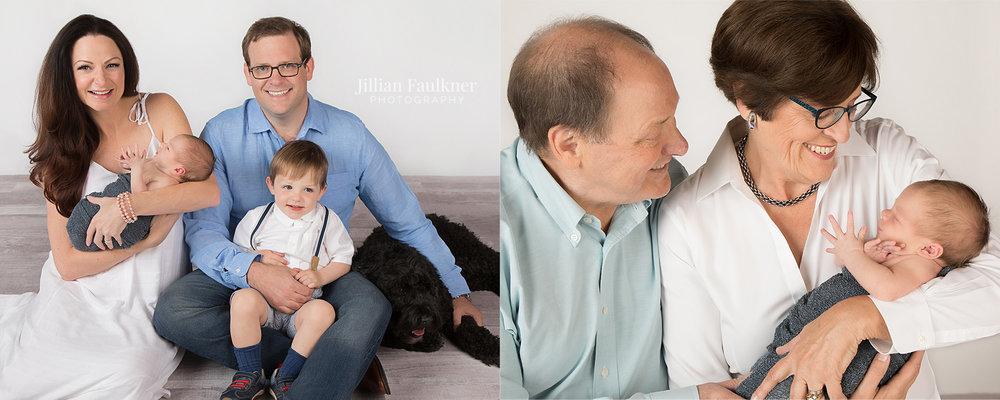 Calgary Newborn Photographer - Jillian Faulkner