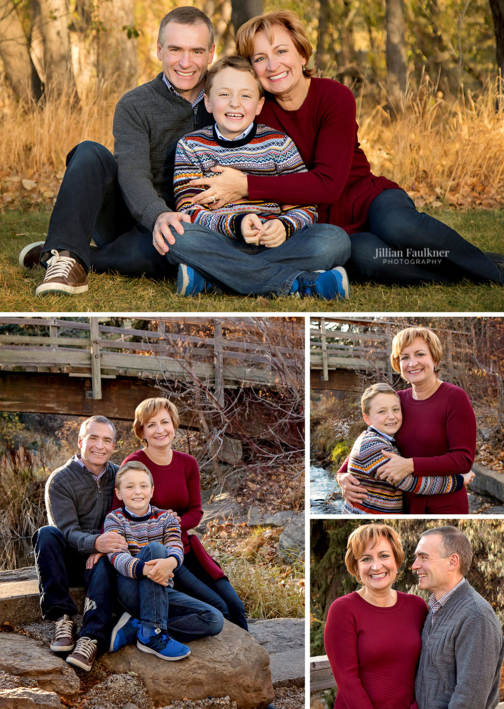 Jillian Faulkner is a child and family photographer located in Calgary, Alberta offering portrait photography sessions in studio and on location.