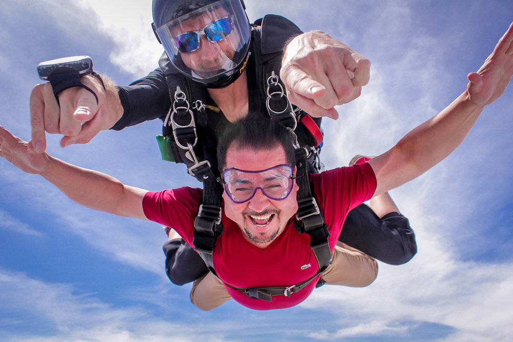 Tandem Skydive at Skydive Indianapolis