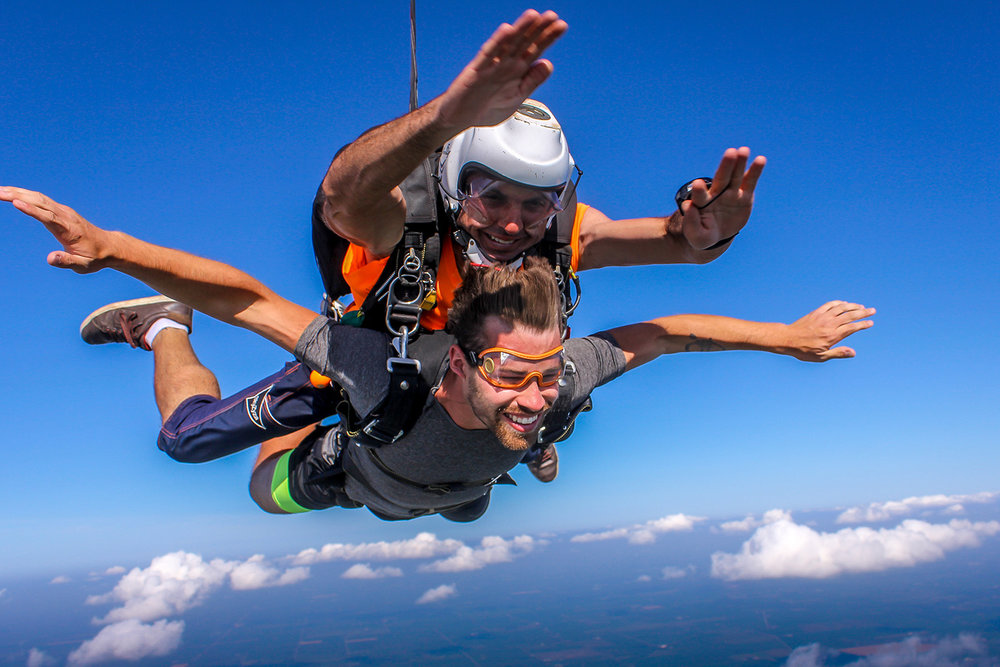 Skydive Gift Certificates