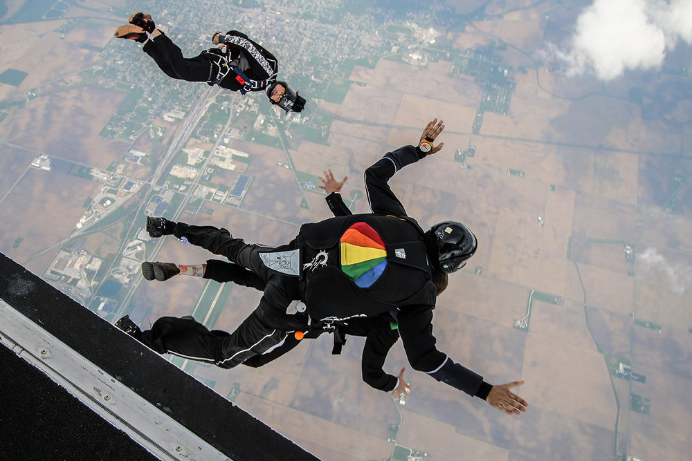 Skydive Photo Gift Certificates
