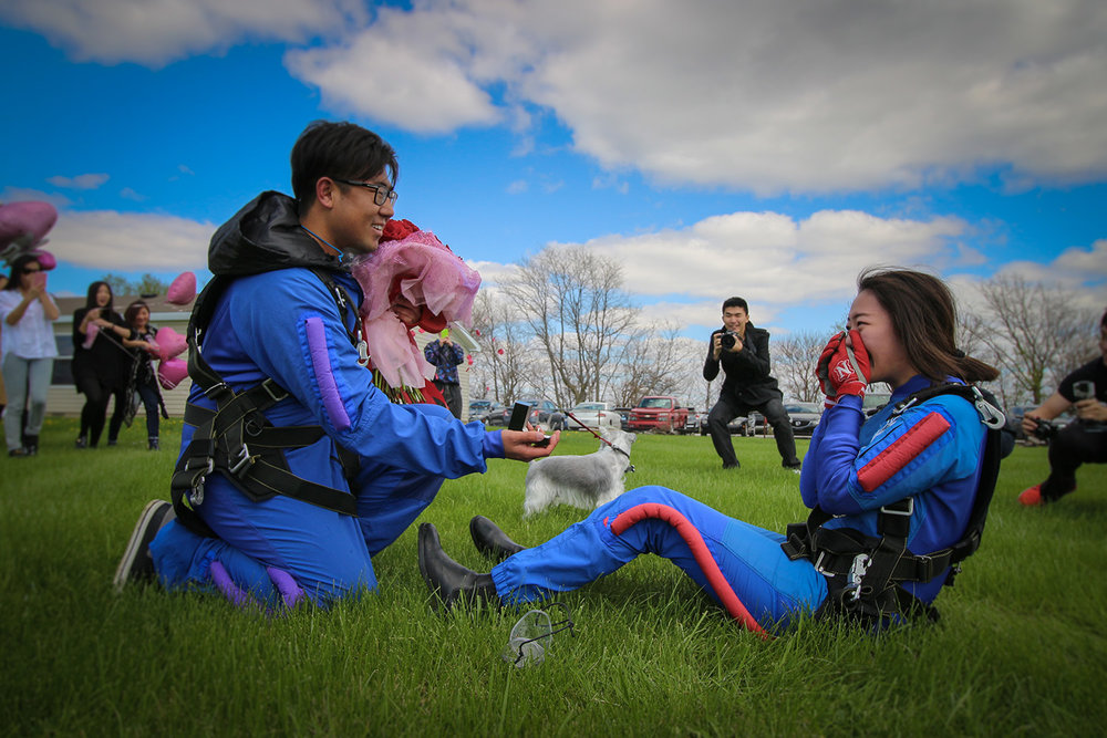 Skydive Proposal