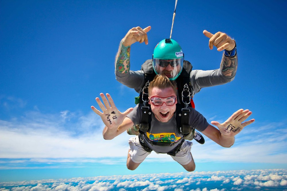 Father's Day Skydive