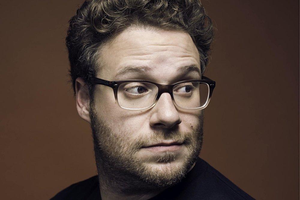 SETH ROGEN - Actor / Writer / Director / Cannabis Advocate