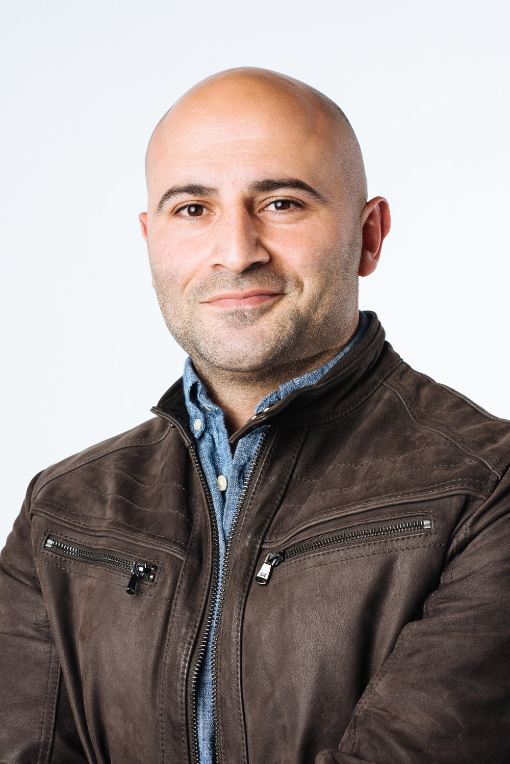 MO DARWICHE - CHIEF EXECUTIVE OFFICER