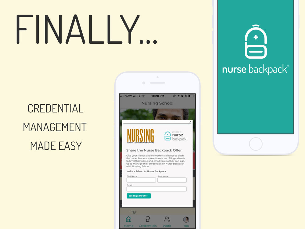 Nurse Credential Management Easy