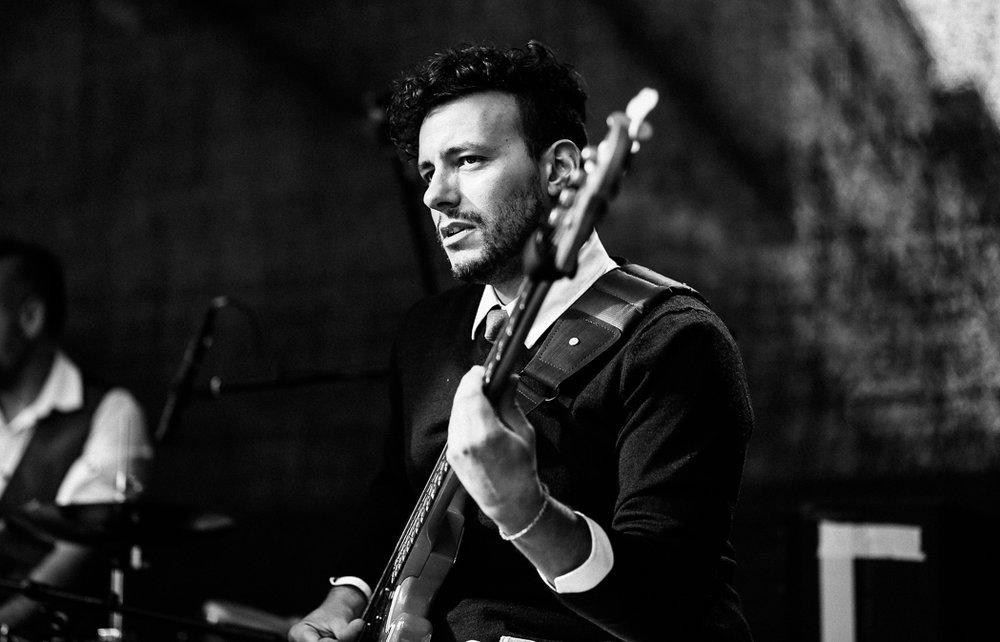 Luca Sciandrone  | Bass