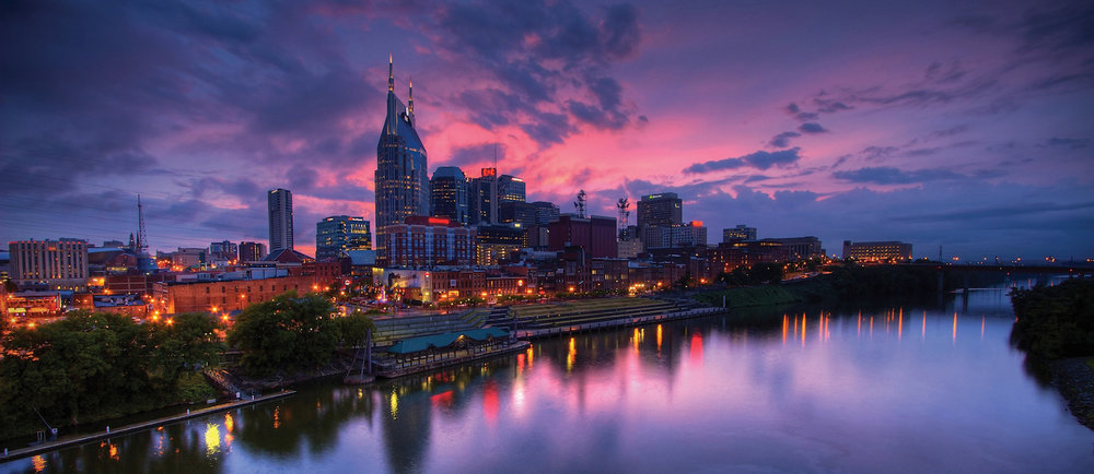 A behind the scenes look at Music City's hospitality boom. - by Will Wright of Anderson Benson