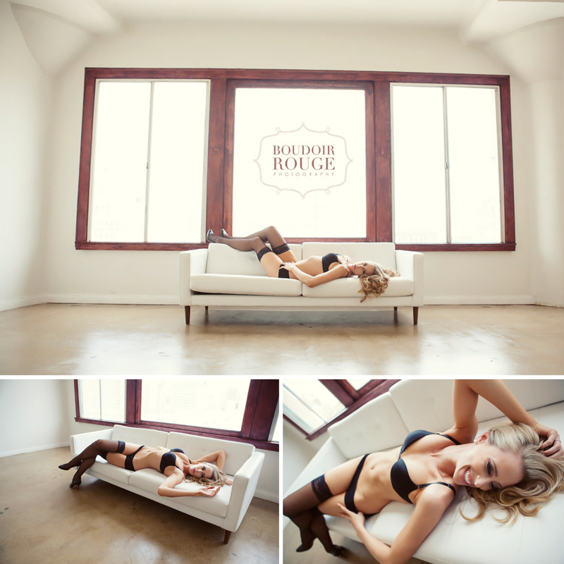 Boudoir Rouge Studio Photography