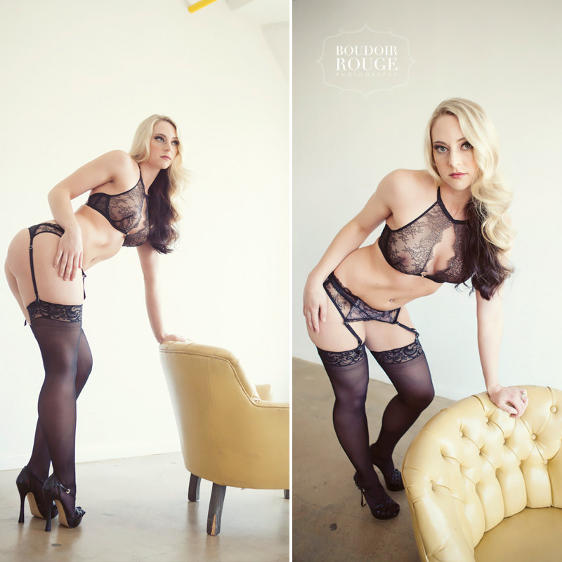 Los Angeles Studio Boudoir Photographer