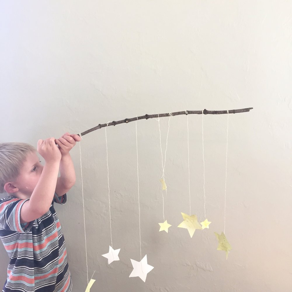 star and stick mobile