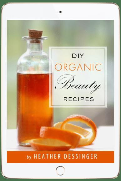 Tutorials on handmade organic products