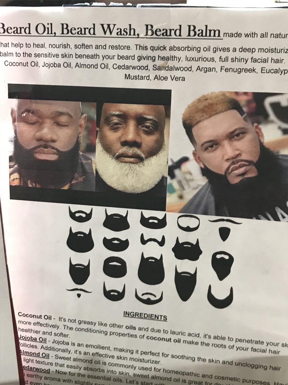 Men's Facial Products
