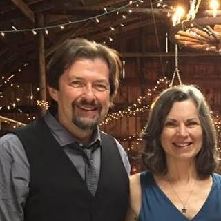 Bill, Kathy at barn wedding.jpg