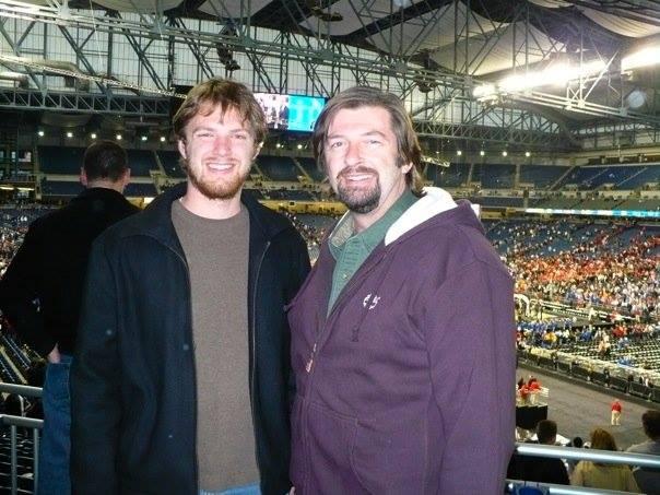 Chris, Bill at NCAA semis.jpg