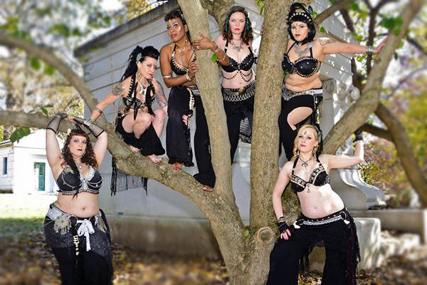 EXOTIC RHYTHMS BELLY DANCE