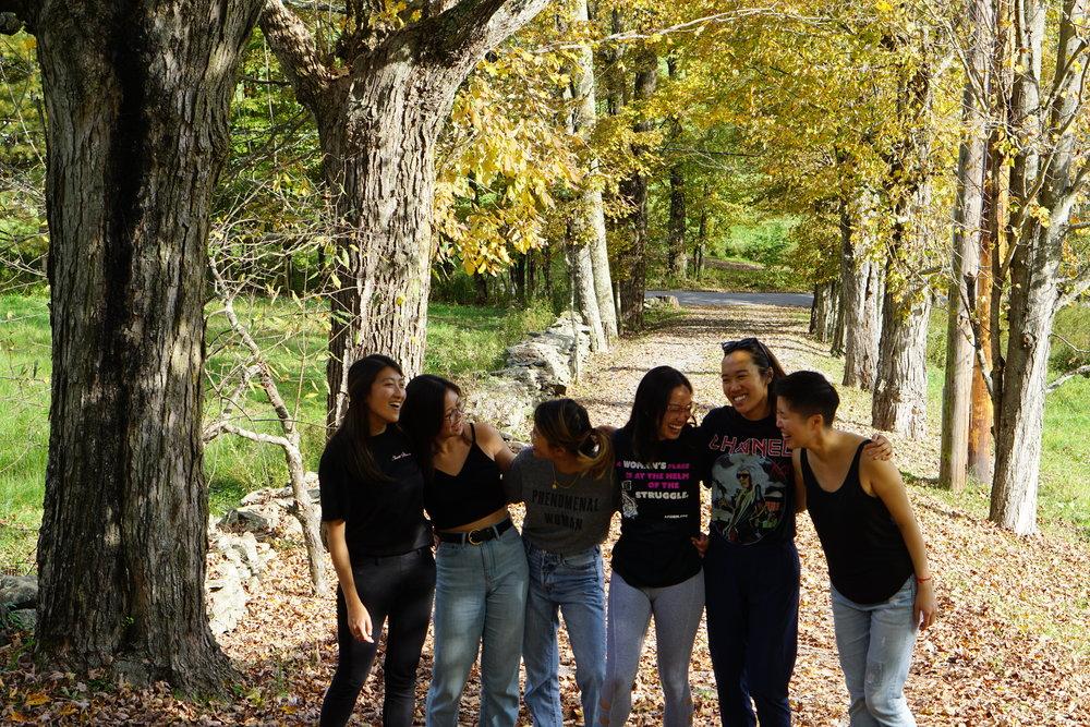 all the sisterhood team vibes, guaranteed!