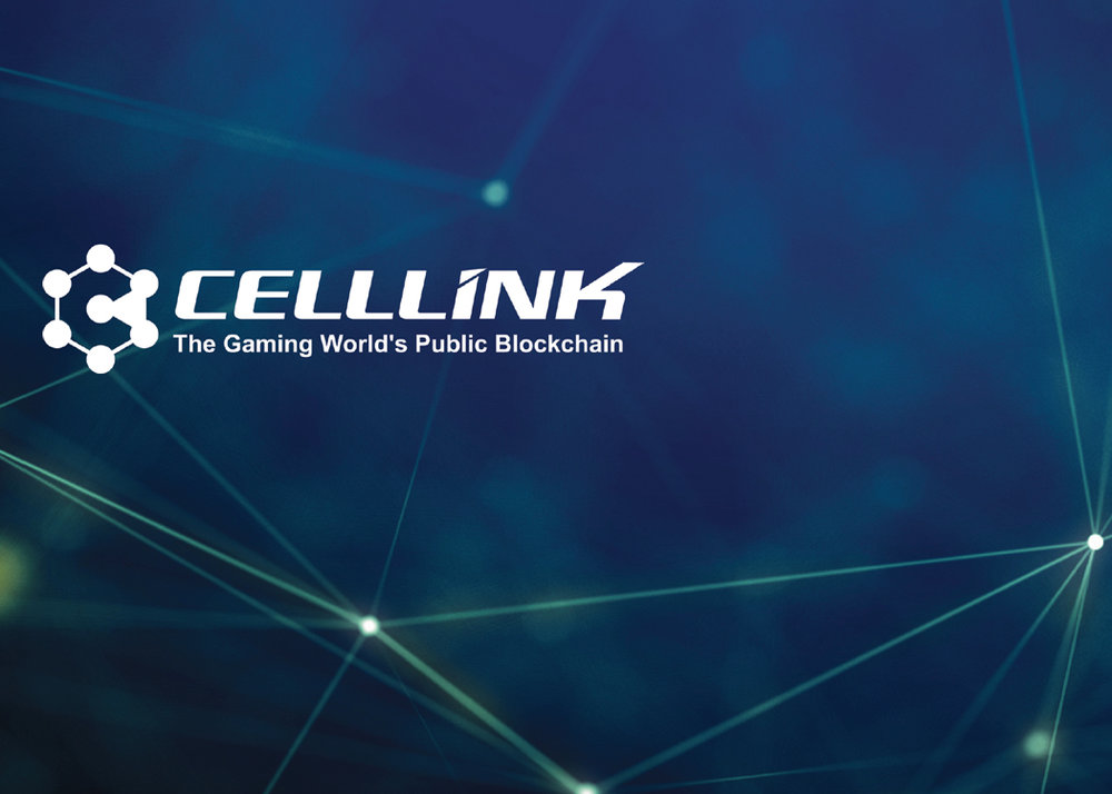 CELLLINK - The Gaming World's Public Blockchain