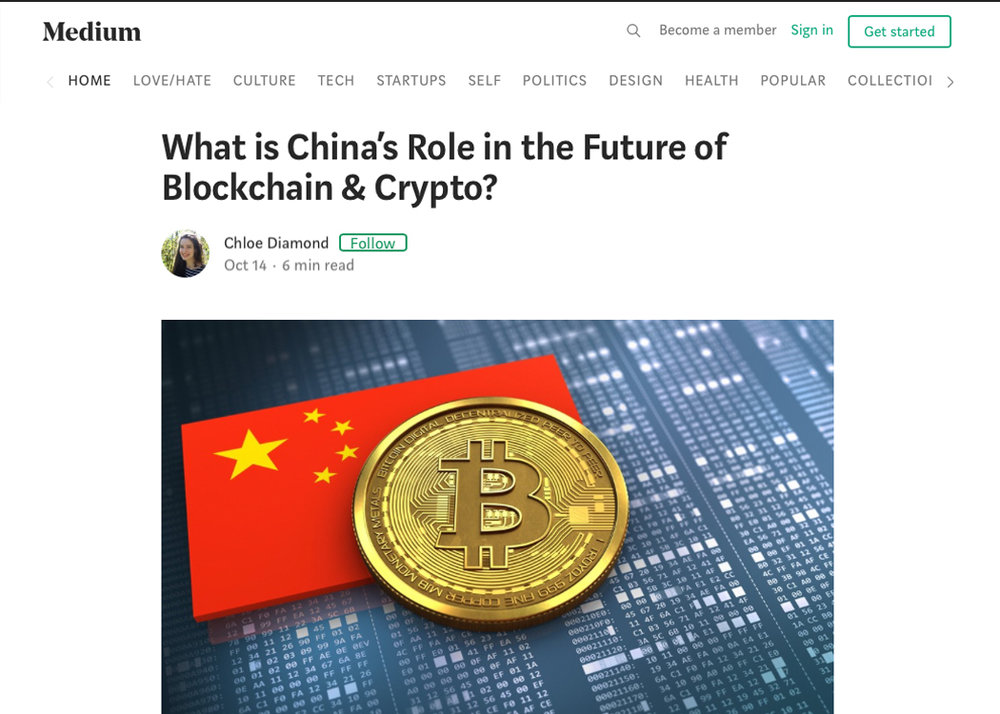 What is China's Role in the Future of Blockchain & Crypto?