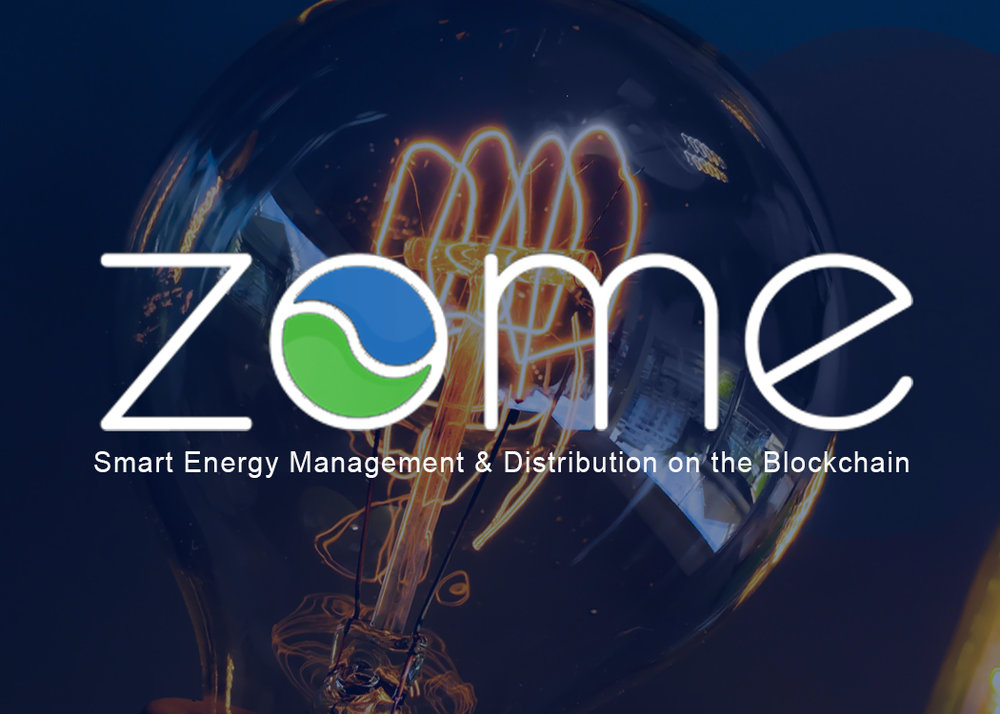 ZOME - Smart Energy Management & Distribution on the Blockchain
