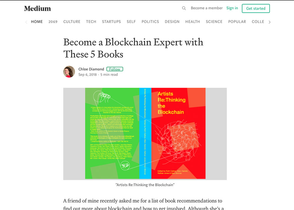 Become a Blockchain Expert with These 5 Books