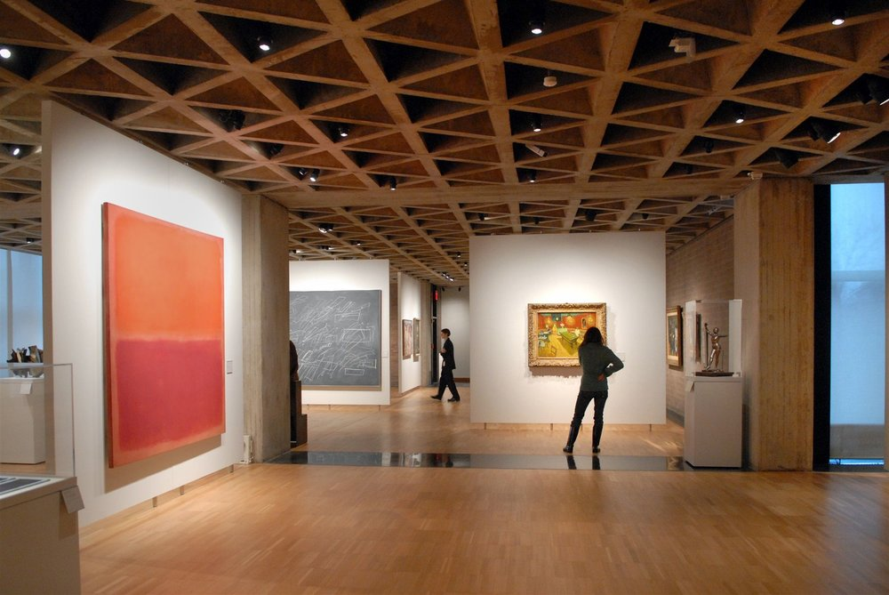 Yale University Art Gallery, Photo Credit: Michael Marsland/Yale University