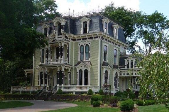 Silas W. Robbins House B&B, Wethersfield, CT
