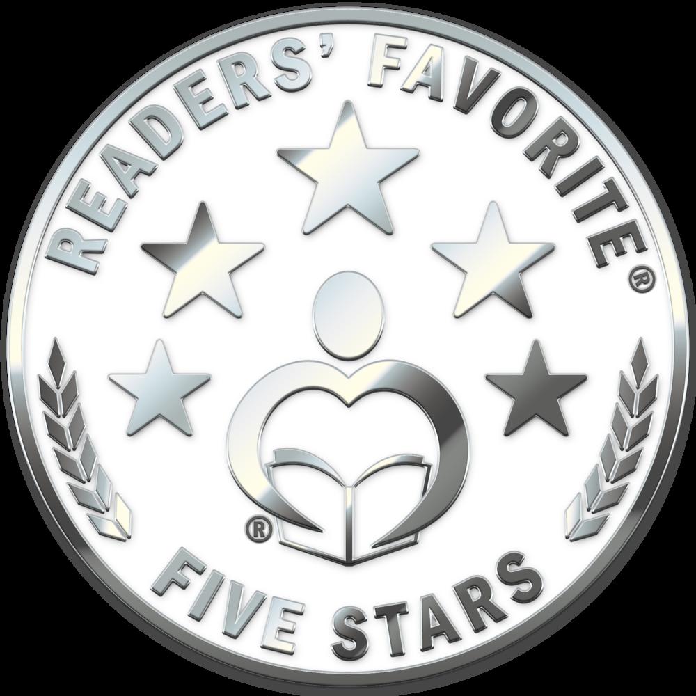 3 Readers' Favorite 5 Stars Awards!! -