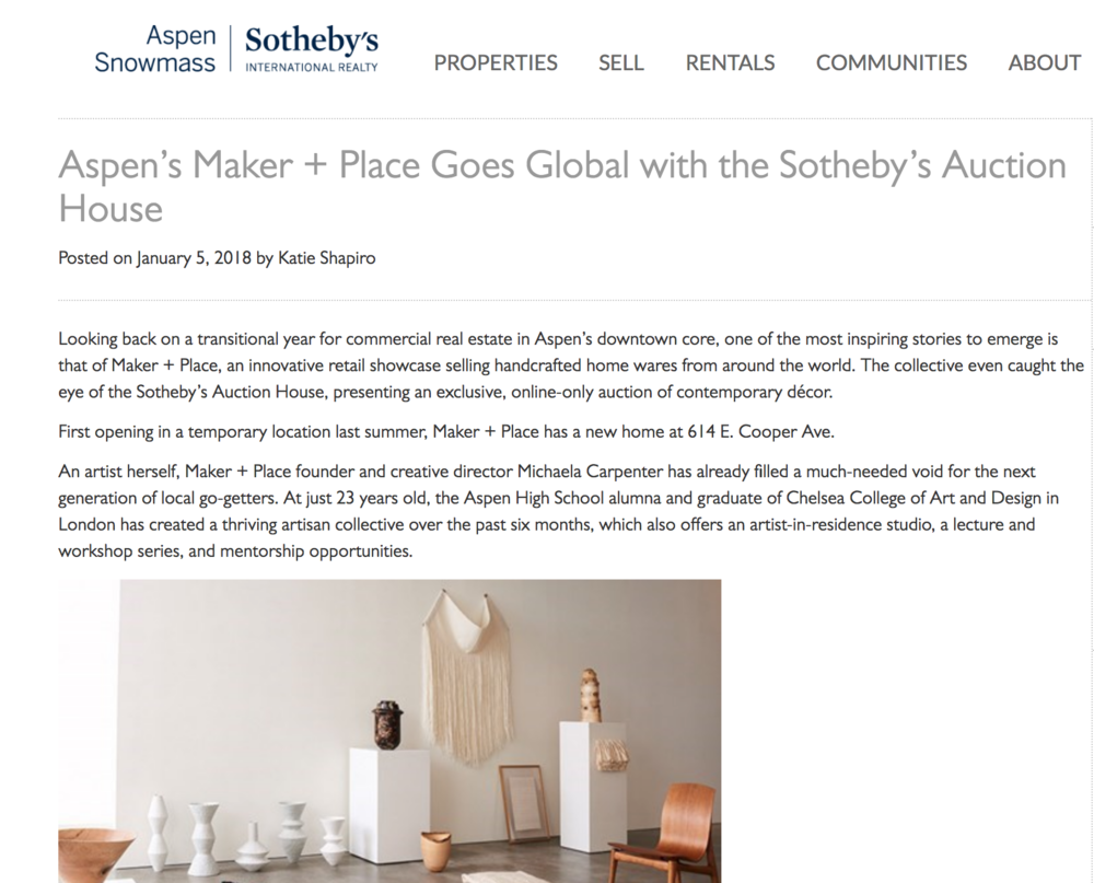 Sotheby's International Realty -