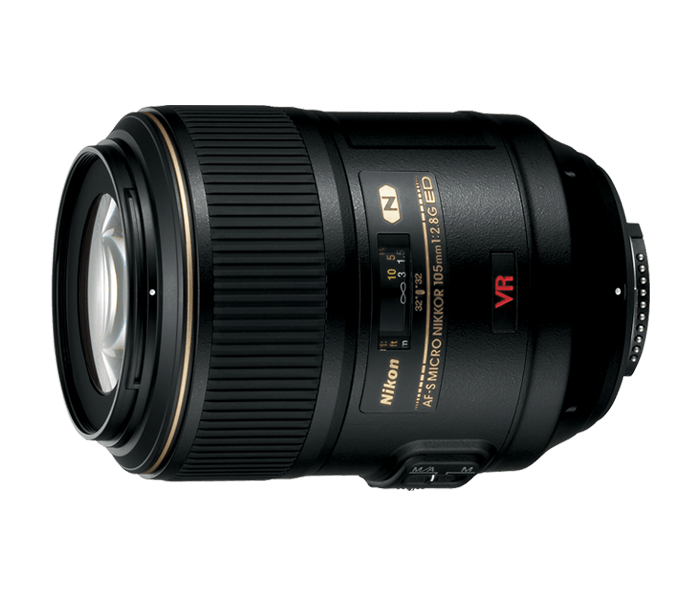 105mm f2.8 Macro Nikkor