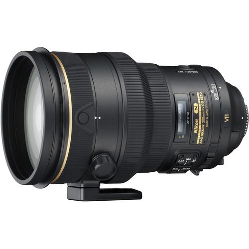 200mm f2.0 AF-S VRII Nikon