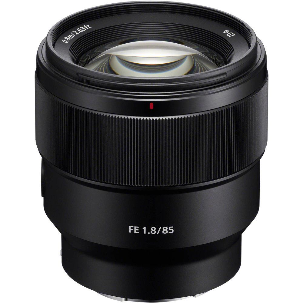 85mm 1.8 FE Sony