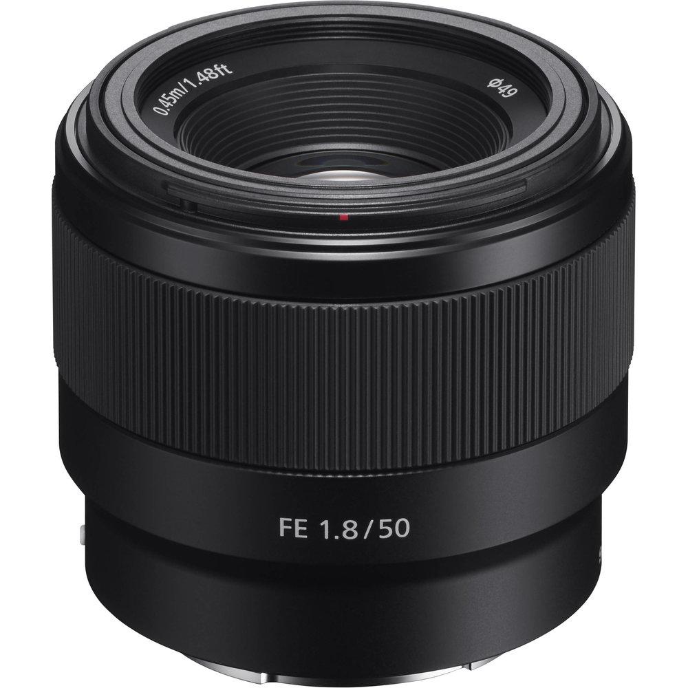 50mm 1.8 Sony FE