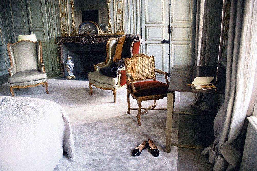 Veuve Clicquot's Hôtel du Marc in Reims, France