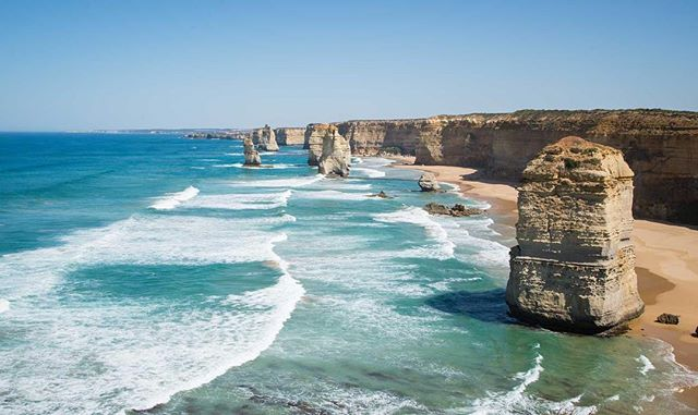 There are so many adventures just waiting for you in this beautiful country that we call home. Have you been to The Twelve Apostles? We can take you there! Enquire with us now, link in bio. ⠀ ⠀ @australianroadjourneys #australia #travelaustralia #tourism #outbacktours #travel #clubs #communityclub #grouptours #tourist #tour #thetwelveapostles  #twelveapostles #coast #beaches #australianbeaches