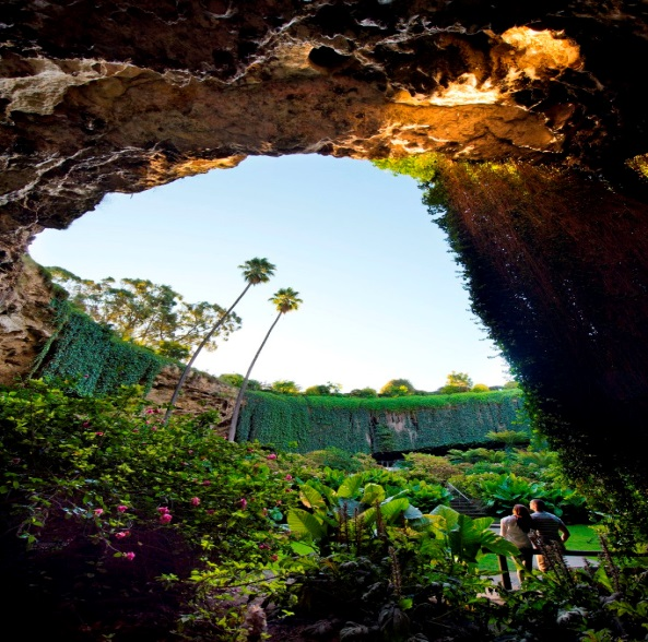 Umpherston Cave, Mount Gambier, South Asutralia